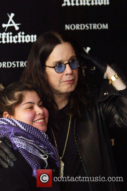 Ozzy Osbourne meets and Ozzy Osbourne 20