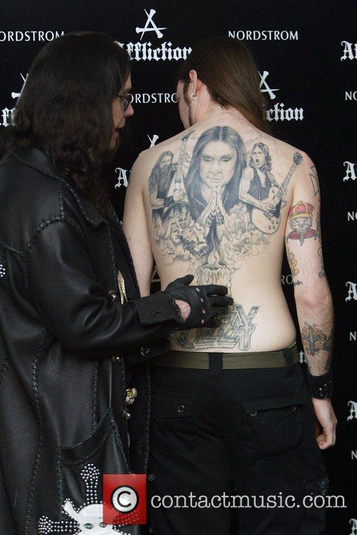 Ozzy Osbourne meets and Ozzy Osbourne 21