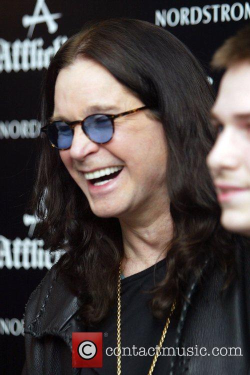 Ozzy Osbourne meets and Ozzy Osbourne 18