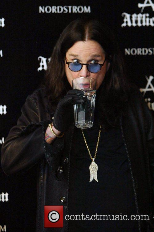 Ozzy Osbourne meets and Ozzy Osbourne 26