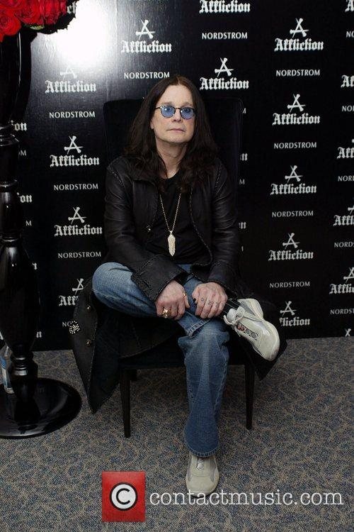 Ozzy Osbourne meets and Ozzy Osbourne 17