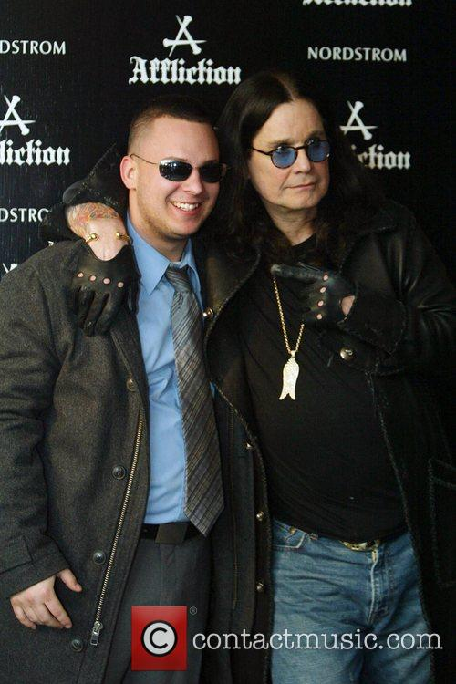 Ozzy Osbourne meets and Ozzy Osbourne 24