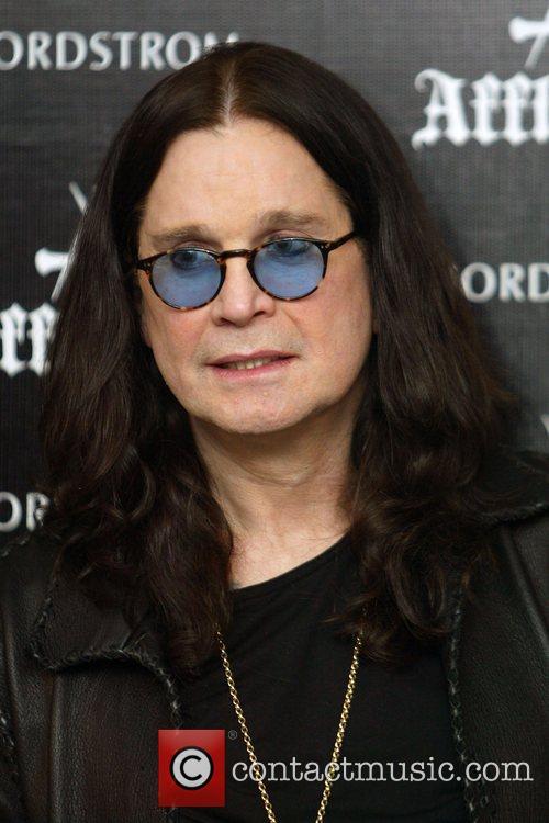 Ozzy Osbourne meets and Ozzy Osbourne 28