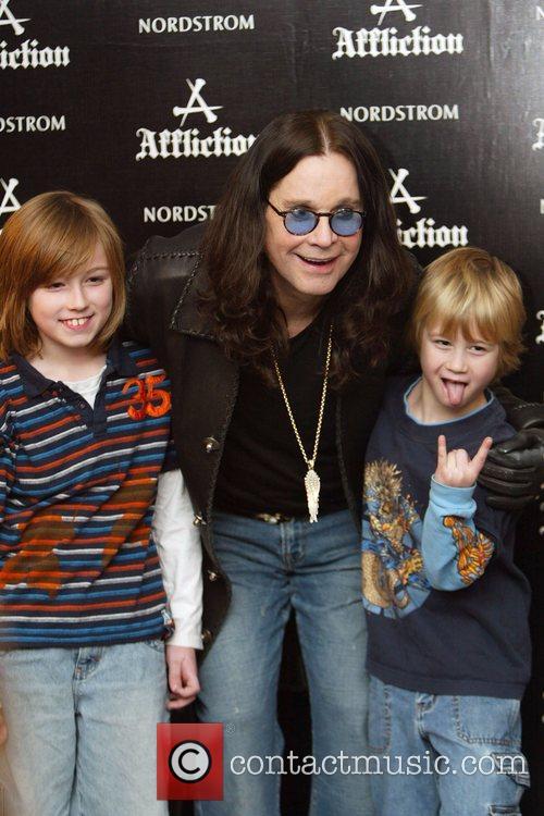 Ozzy Osbourne meets and Ozzy Osbourne 15