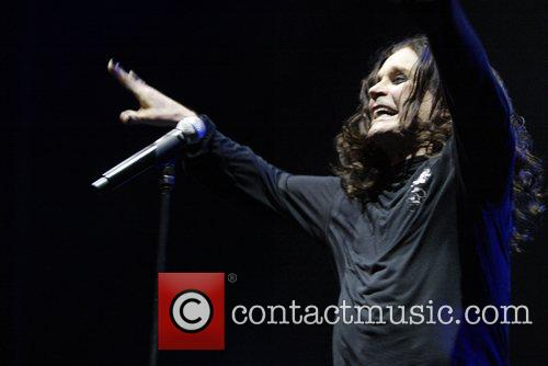 Ozzy Osbourne, His Band Performing Live In Concert At Acer Arena and Acer Arena 10