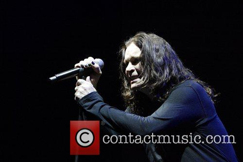 Ozzy Osbourne, His Band Performing Live In Concert At Acer Arena and Acer Arena 8