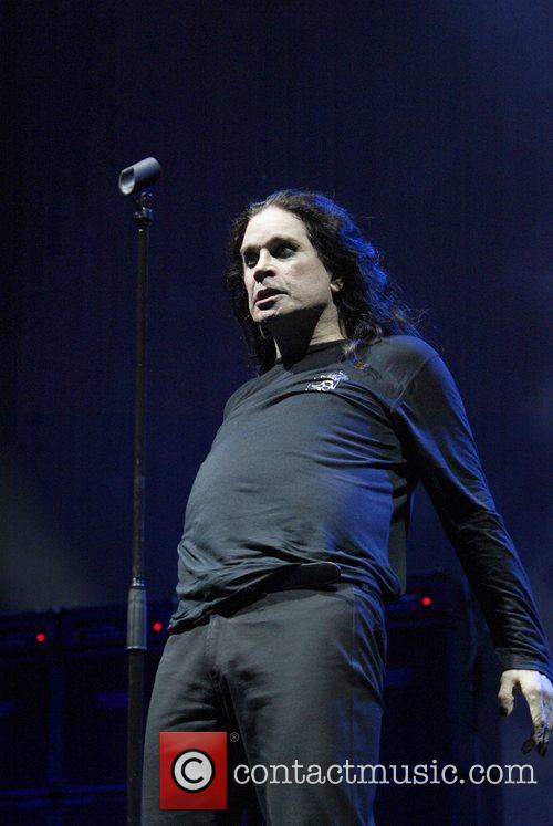 Ozzy Osbourne, His Band Performing Live In Concert At Acer Arena and Acer Arena 3