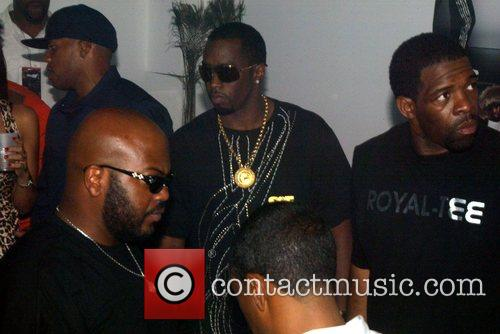 Sean Combs and P Diddy 4