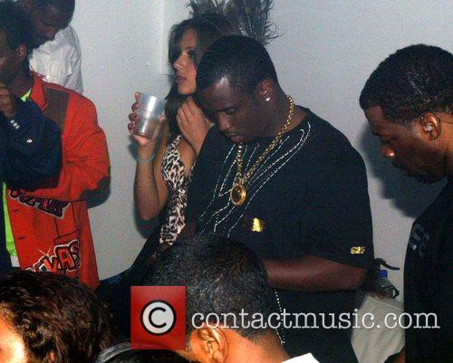 Sean Combs and P Diddy 3