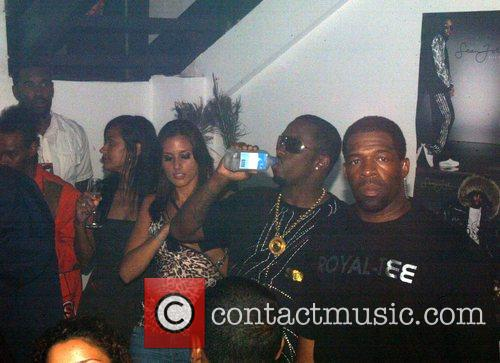 Sean Combs and P Diddy 11
