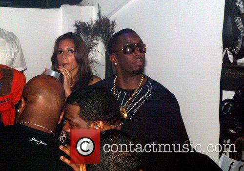 Sean Combs and P Diddy 6