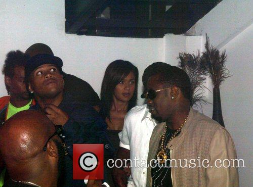 Sean Combs and P Diddy 8