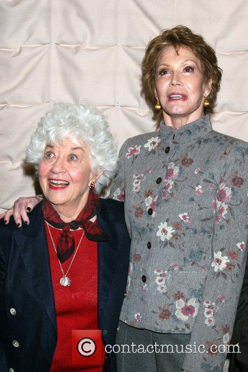 Charlotte Rae and Mary Tyler Moore 1