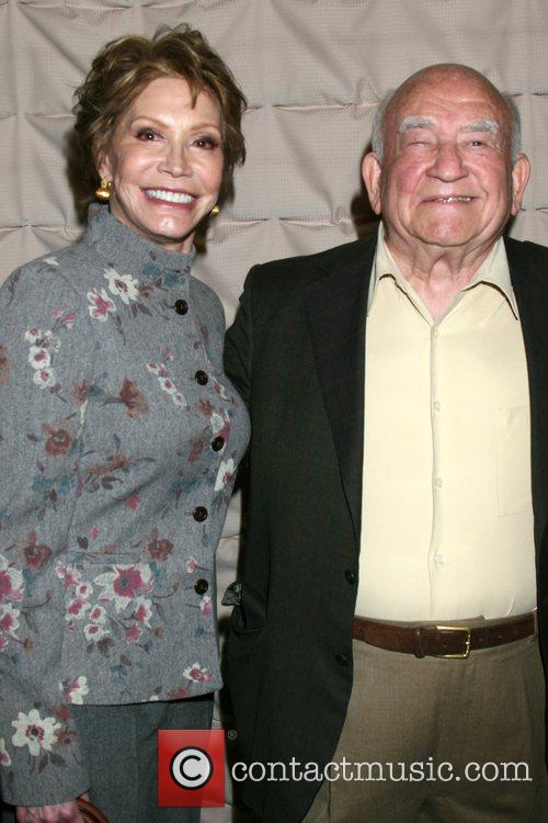 Mary Tyler Moore and Ed Asner 9