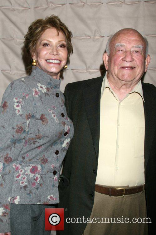 Mary Tyler Moore and Ed Asner 2