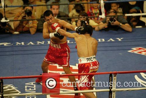 Manny 'Pacman' Pacquiao won the WBC International Super...
