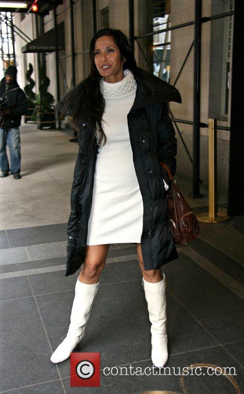Padma Lakshmi, model and judge on Bravo's TV...