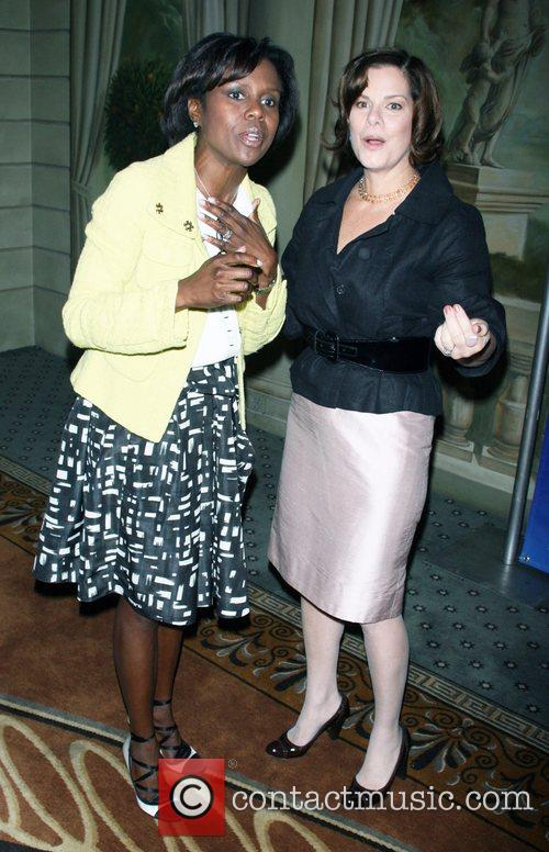 Deborah Roberts and Marcia Gay 3
