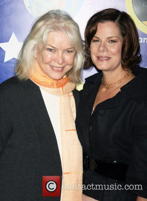 Ellen Burstyn and Marcia Gay 1