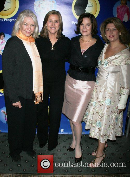 Ellen Burstyn, Marcia Gay and Meredith Vieira 6