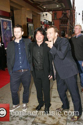 Premiere of 'Monkey: Journey to the West' a...