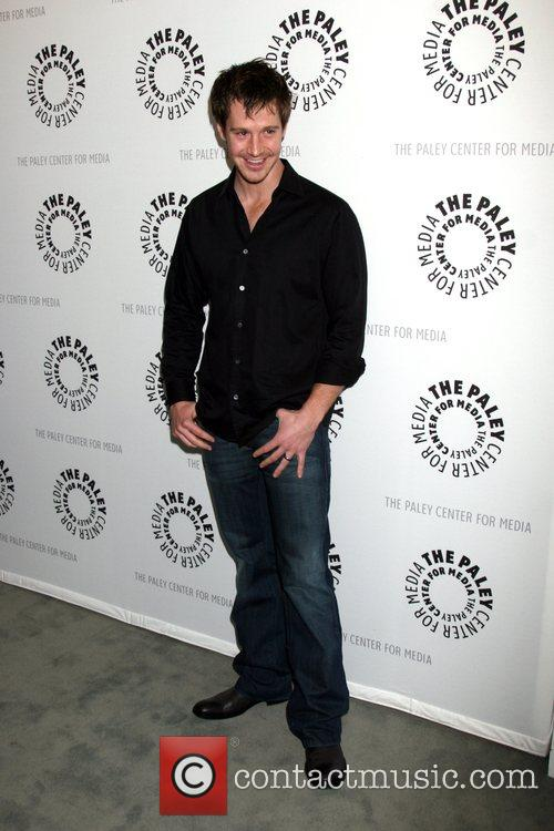 Jason Dohring Paley Center for Media evening with...