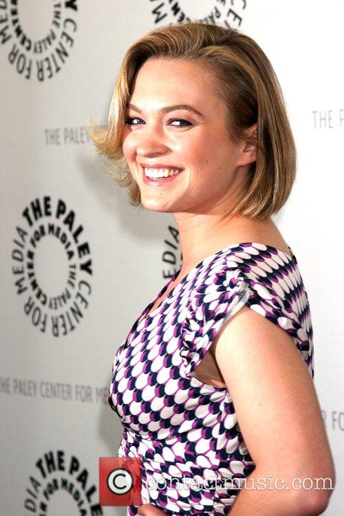Sophia Myles Paley Center for Media evening with...