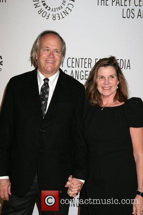 Dick Ebersol, Susan Saint James