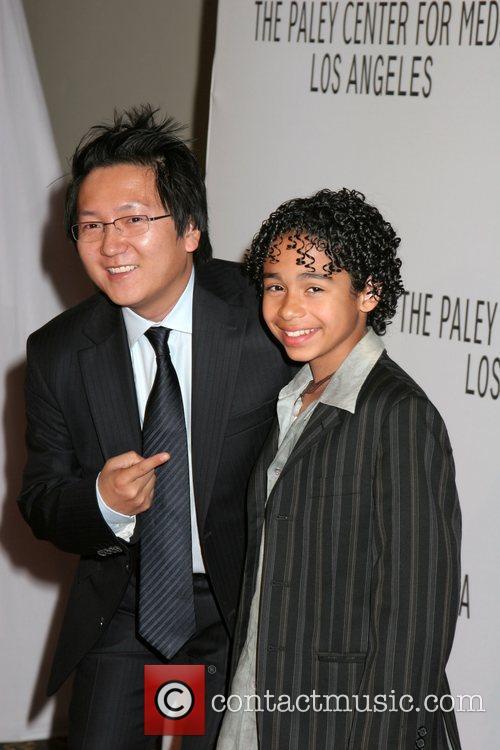 Masi Oka and Noah Gray-cabey 2