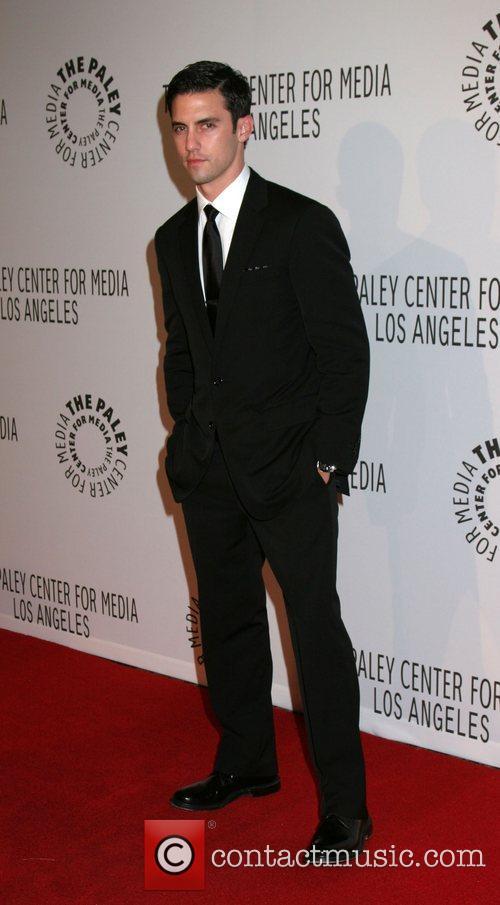 Milo Ventimiglia Paley Center for Media Honors held...