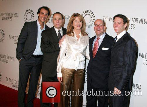 NBC Executives & Deidre Hall