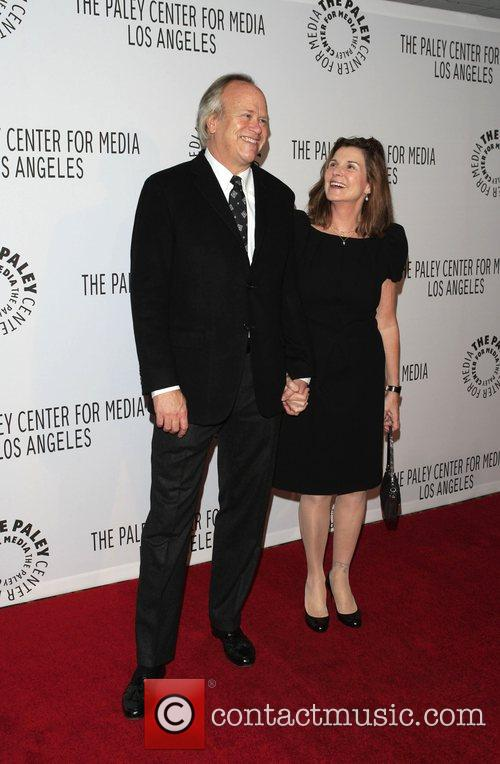 Dick Ebersole and wife Susan  The Paley...