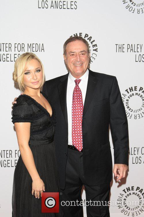 Hayden Panettiere and Ali Michaels The Paley Centre...