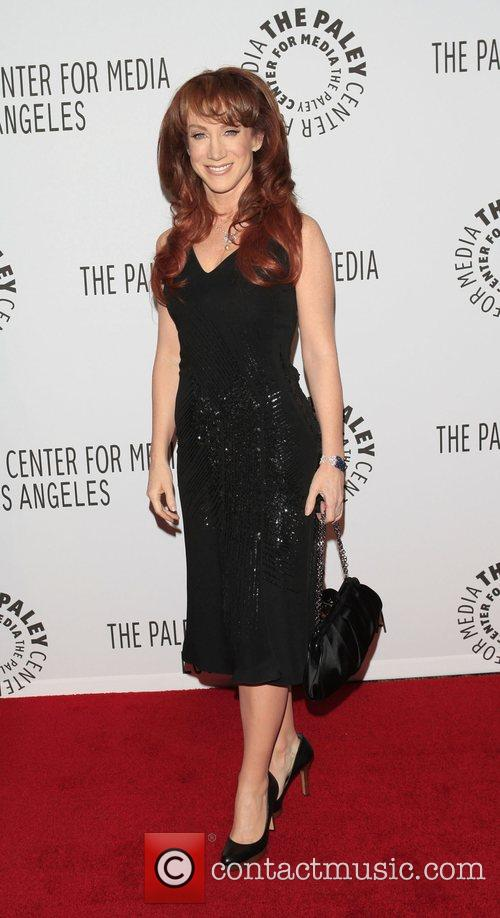 Kathy Griffin The Paley Centre for media honours...