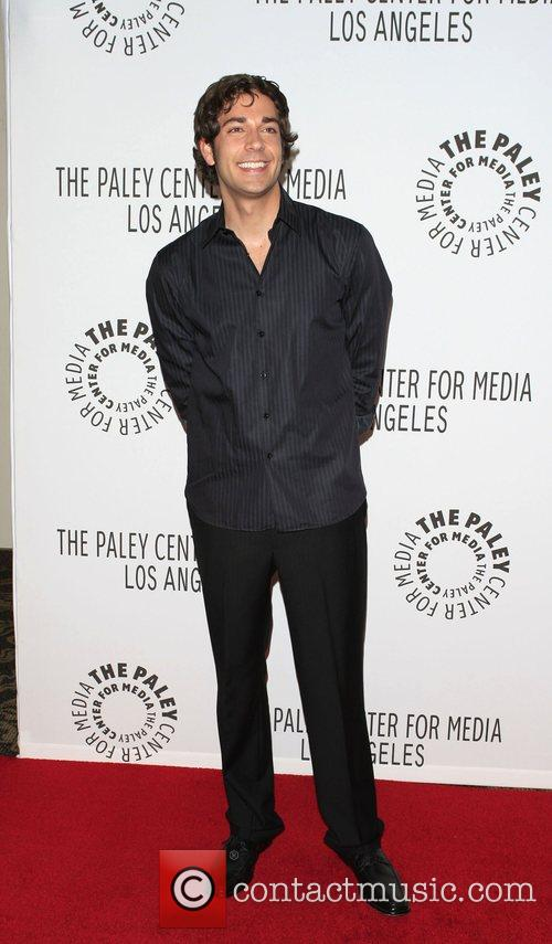 Zachary Levi The Paley Centre for media honours...