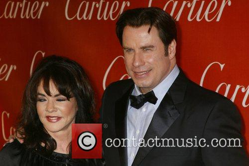 Stockard Channing and John Travolta 2