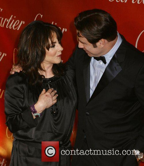 Stockard Channing and John Travolta 1