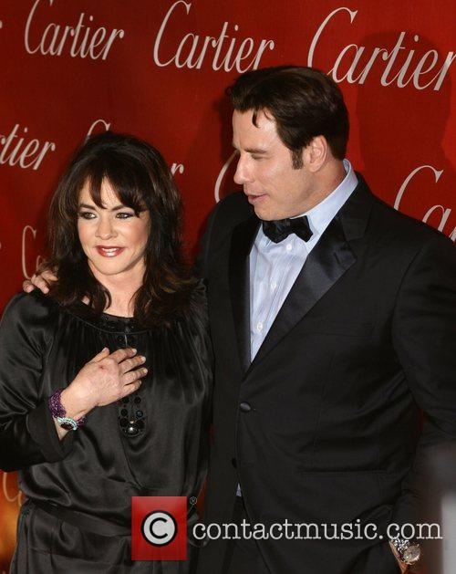 Stockard Channing and John Travolta 4