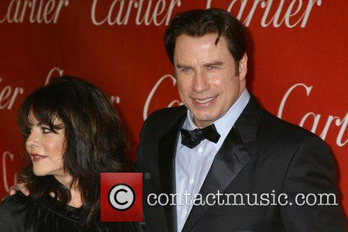 Stockard Channing and John Travolta 3