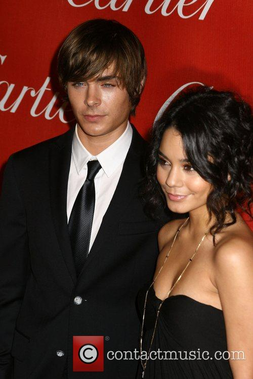 Zac Efron and Venessa Hudgens 3