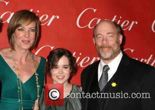 Allison Janney, Ellen Page and J.K. Simmons 19th...
