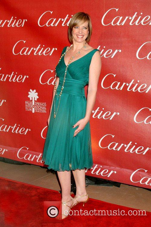 Allison Janney 19th annual Palm Springs International Film...