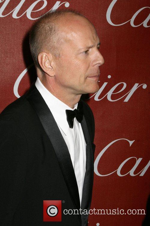 Bruce Willis  19th Annual Palm Springs International...