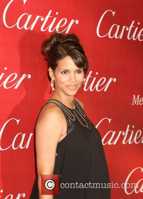Halle Berry, Palm Springs Convention Center