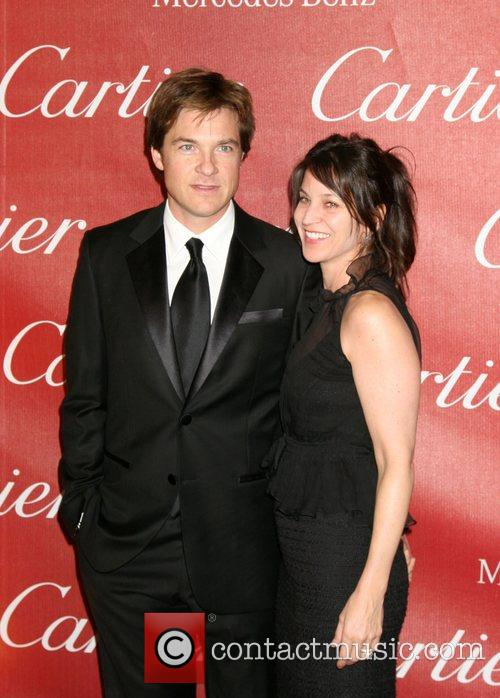 Jason Bateman and his wife Amanda Anka 19th...