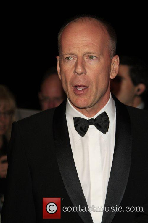 Bruce Willis, Palm Springs Convention Center