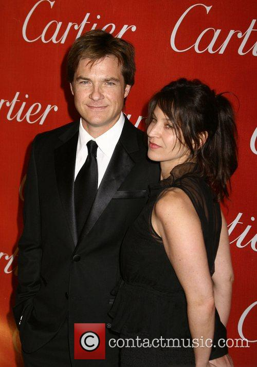 Jason Bateman and Amanda Anka 1