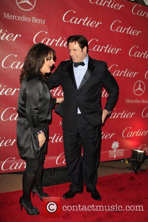 Stockard Channing and John Travolta 7