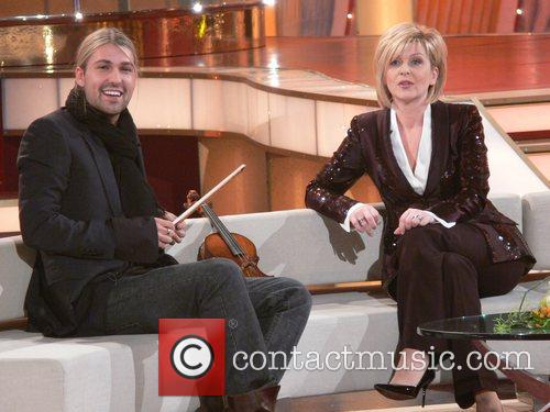 David Garrett and Carmen Nebel 2