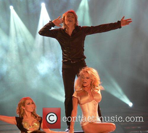 Hans Klok and Pamela Anderson 8